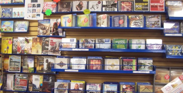 Triangle Online Shop CDs and DVDs