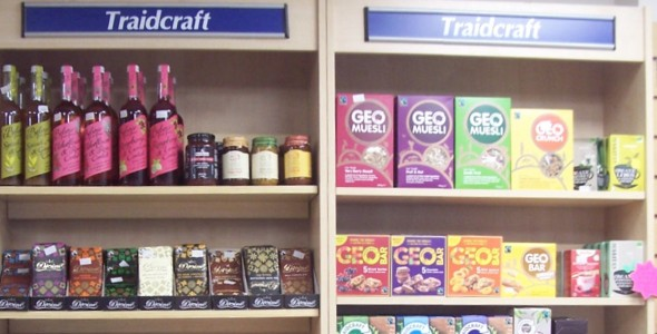 Triangle Online Shop Fair Trade