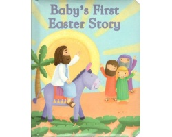 BABY'S FIRST EASTER STORY HB