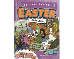 GET INTO EASTER! EASTER BIBLE COMIC