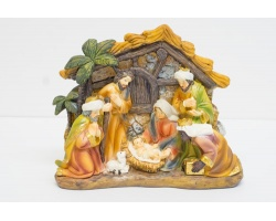 NATIVITY SET FIXED FIGURE