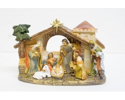NATIVITY SET FIXED FIGURES